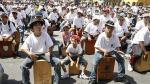 OEA reconocerá al cajón peruano como instrumento para las Américas - Noticias de jose escajadillo