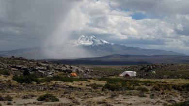 Revista Science, Andes peruanos, Pucuncho, Edad del Hielo