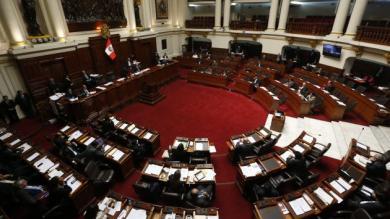 Congreso de la República, Paquete reactivador