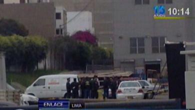 Seguridad Ciudadana, Cercado de Lima