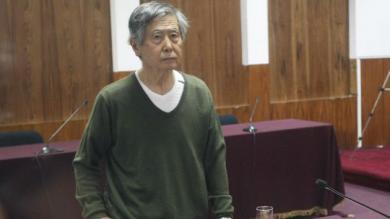 Alberto Fujimori, Ex presidente