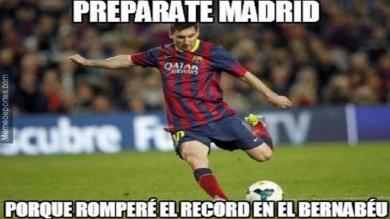 Barcelona vs Real Madrid: Memes que calientan la previa del derbi español