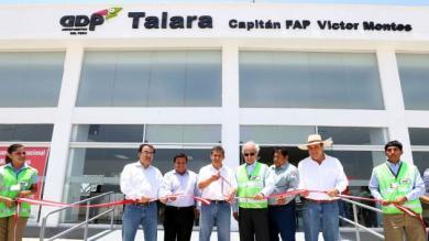Piura, Ollanta Humala, Aeropuerto, Talara, José Gallardo Ku