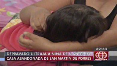 San Martín de Porres, Violación sexual