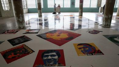 Ai Weiwei, Prisión de Alcatraz, @Large, Exposición artística