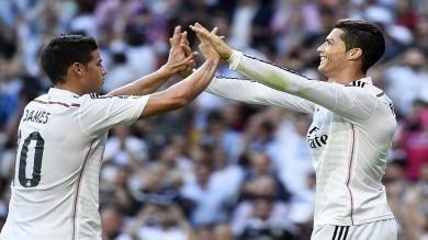 Real Madrid se recuperó y venció al Barcelona por 3-1