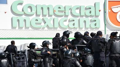 México, Guerrero, Saqueos, Chilpancingo