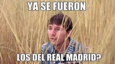 Real Madrid vs. Barcelona: La victoria del cuadro merengue en memes