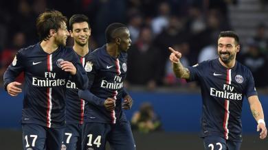 PSG goleó 3-0 al Burdeos y se pone segundo en la liga de Francia