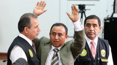 Gregorio Santos, Presidente regional de Cajamarca