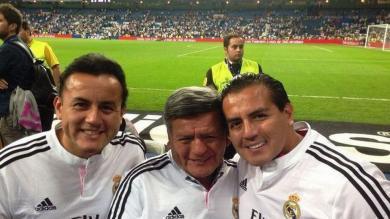 César Acuña prefirió el Real Madrid-Barcelona antes que responder a la justicia