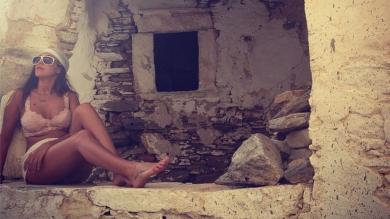 Tilsa Lozano: Más cerca del 'Loco' Vargas con su viaje a Europa [Fotos]