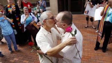 Estados Unidos, EEUU, Matrimonio gay