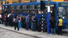 Protransporte, Corredor Azul