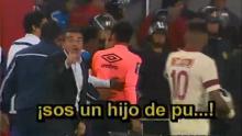 Alianza Lima, Universitario, Alexi Gómez, Luis Sanguinetti