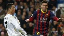 Lionel Messi, Real Madrid, Cristiano Ronaldo, Barcelona