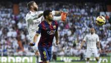 Real Madrid, Barcelona, Luis Suárez