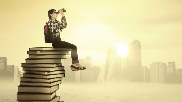 Que no tenga límites el horizonte de tus conocimientos. (USI)