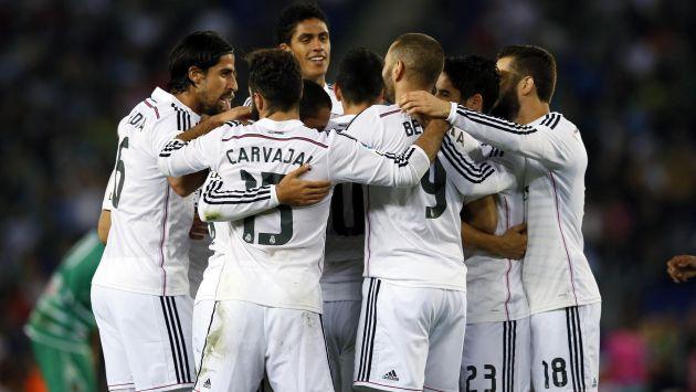 Real Madrid ganó en la Copa del Rey y sigue en racha ganadora. (Reuters)