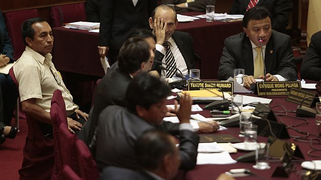 Plantean que Nadine Heredia explique ante el Congreso sobre aportes mineros. (Martín Pauca)