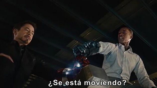 'Avengers: Age of Ultron': Mira la versión extendida del tráiler [Video]