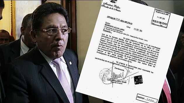 Ramos Heredia se negó a reabrir investigación a César Álvarez