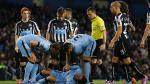 Manchester City fue eliminado por Newcastle de la Copa de la Liga inglesa