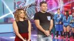 'Esto es guerra': Mathías Brivio y Johanna San Miguel perdieron la paciencia - Noticias de integrantes de esto es guerra