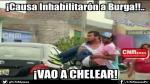 Manuel Burga: Su tacha para las elecciones en la FPF en memes - Noticias de freddy portocarrero