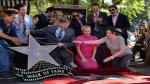 Kaley Cuoco, de 'The Big Bang Theory', recibió su estrella en Hollywood - Noticias de johnny galecki