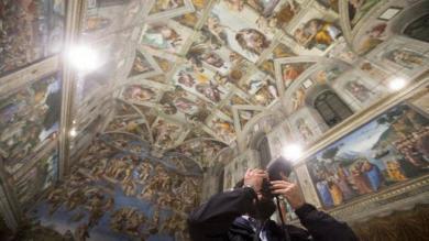 Vaticano, Capilla Sixtina