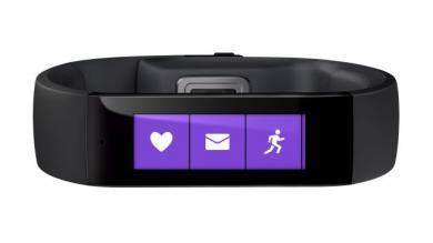 Microsoft, Microsoft Band