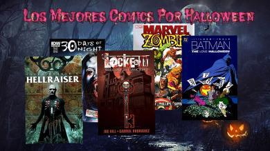 Halloween: Los mejores cómics de horror para leer en la Noche de Brujas
