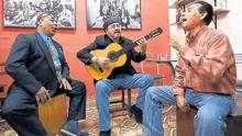 Día de la Canción Criolla, Cheka