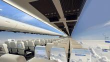 Tecnología, Centro de Proceso de la Innovación, Avión sin ventanas