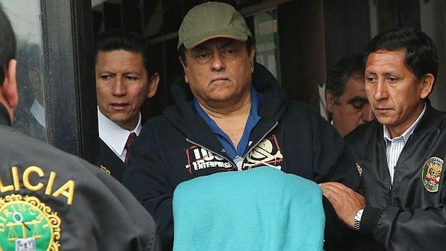 Benedicto Jiménez seguirá cumpliendo prisión preventiva en Piedras Gordas