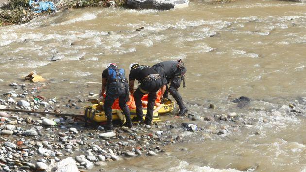 Tres escolares murieron ahogadas en el río Vilcanota. (Imagen Referencial/Archivo)