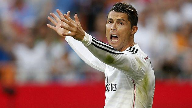 Cristiano Ronaldo tendrá su propia estatua en la isla de Madeira. (AP)