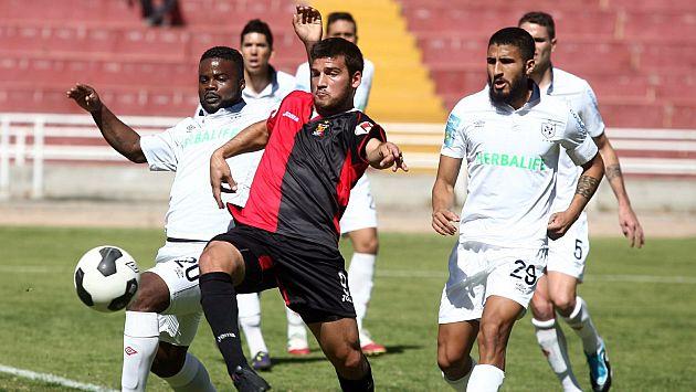Melgar ganó 2-0 a San Martín y le pisa los talones a Alianza Lima. (USI/CMD-Movistar TV)
