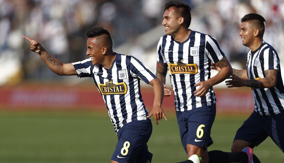 Alianza Lima goleó 5-0 a Cienciano y se consolida en la punta. (Luis Gonzales/Perú21)
