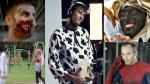 Halloween: Los 7 mejores disfraces de las estrellas del fútbol español - Noticias de bruna marquezine