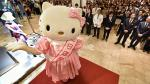 Hello Kitty celebra sus 40 años [Fotos y video] - Noticias de parque tematico