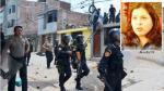 Cajamarca: Jueza que ordenó desalojo de vivienda fue separada del cargo - Noticias de carmen gonzales