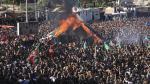 Ashura: Chiitas celebraron en Kerbala pese a amenazas del Estado Islámico - Noticias de las mujeres de negro