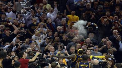 NBA, New York Times, Cleveland Cavaliers