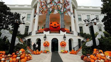 Alemania, China, Estados Unidos, Japón, Holanda, Tailandia, Casa Blanca, Halloween