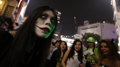 Japón, Halloween