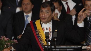 Rafael Correa, Patricio Pazmiño