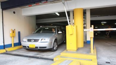 Estacionamientos, Parqueo de automóviles