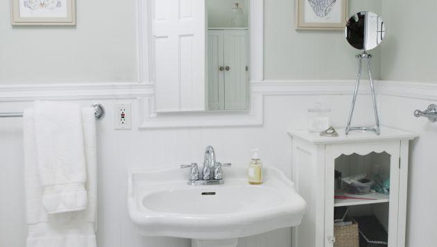 Decorar Un Baño Con Poco Dinero:Tips para decorar tu baño con poco presupuesto